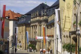 Stadt Bayreuth Innenstadt