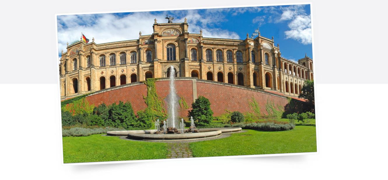 Foto des Bayerischen Landtags
