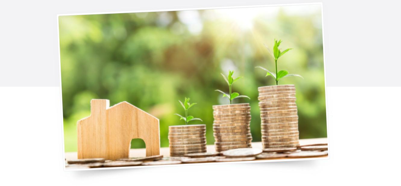 Symbolbild vom Geldsparen